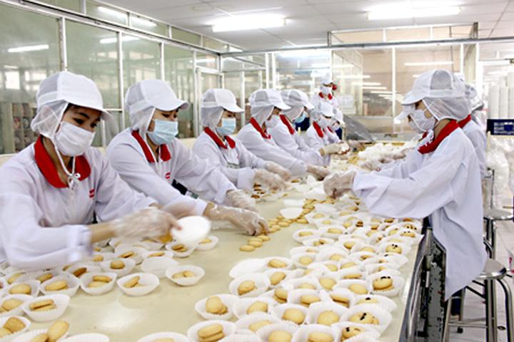 Chương trình nâng cao tay nghề chế biến thực phẩm tại CHLB Đức
