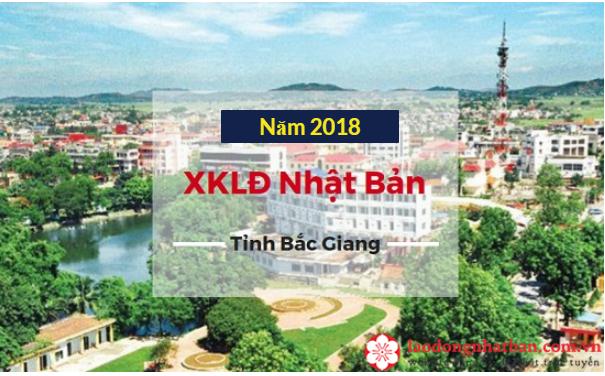 Năm 2020 ƯU TIÊN lao động tỉnh Bắc Giang đi Xuất khẩu lao động Nhật Bản