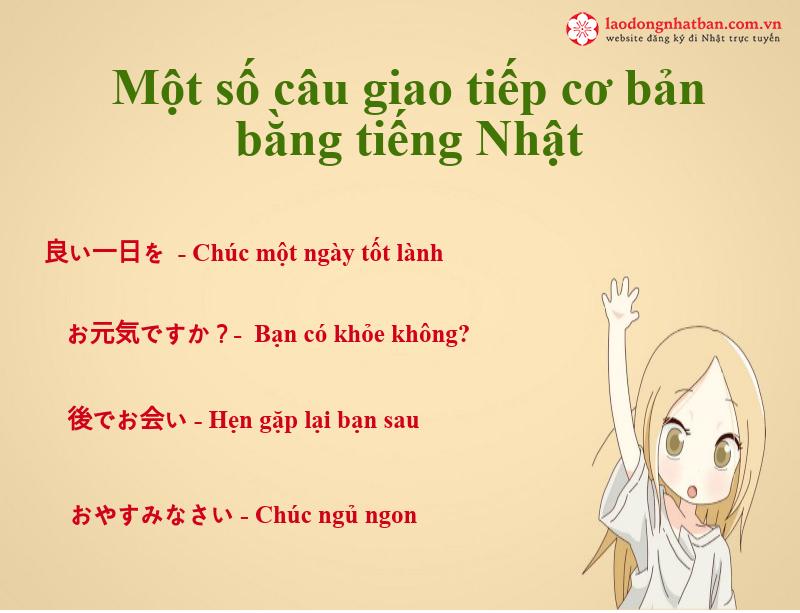 13 cách nói xin chào bằng tiếng Nhật thông dụng nhất