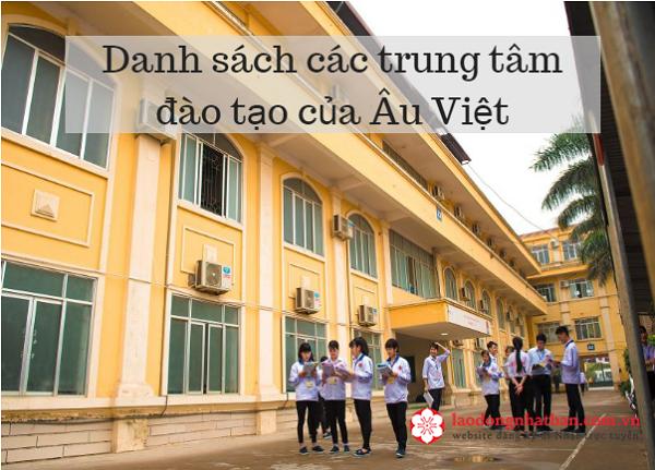 MD Việt Nam lớn mạnh với 8 trung tâm đào tạo đi XKLĐ Nhật tại Hà Nội