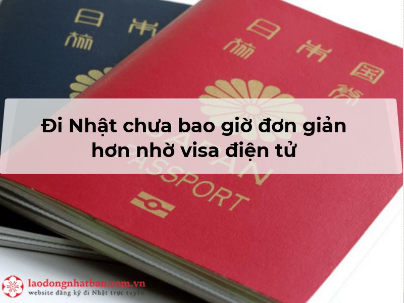Sắp tới thủ tục đi Nhật sẽ đơn giản vô cùng bởi du khách sử dụng visa điện tử