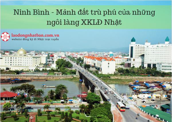 Nên đi công ty Xuất khẩu lao động Nhật Bản nào tại Ninh Bình?