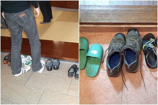 Bạn có biết lý do người Nhật luôn tháo giày khi bước vào nhà?