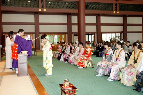 Ngày Lễ thành nhân tại Nhật Bản là gì ?Có ý nghĩa như thế nào với tuổi 20