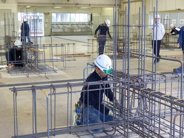 Đơn hàng cốt thép LƯƠNG CAO tuyển dụng ngay trong tháng 5/2019