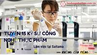 Cần Gấp 15 kỹ sư công nghệ thực phẩm làm việc tại Saitama KHÔNG TIẾNG, THỦ TỤC ĐƠN GIẢN