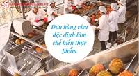 Đơn hàng visa đặc định làm chế biến thực phẩm tại Nhật Bản LƯƠNG CỰC CAO