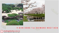 9 Đơn hàng tại Shimane Nhật Bản LƯƠNG CAO KHÔNG TIẾNG