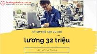 TUYỂN GẤP 27 Kỹ sư chế tạo cơ khí máy tại Tochigi Nhật Bản: LƯƠNG CAO, XUẤT CẢNH NHANH