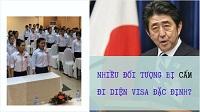 Những diện lao động bị CẤM đi Nhật theo chương trình đặc định?