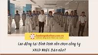 Lao động tại Bình Định nên chọn công ty XKLĐ Nhật Bản nào?