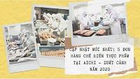 Cập nhật mới nhất: 5 đơn hàng chế biến thực phẩm tại Aichi - Xuất cảnh năm 2020