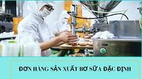 Tuyển 9 Nam sản xuất bơ sữa theo chương trình kỹ năng đặc định lương khủng