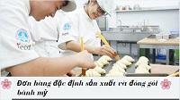 Đơn hàng đặc định làm bánh mì xuất cảnh sớm - phí tham gia cực thấp