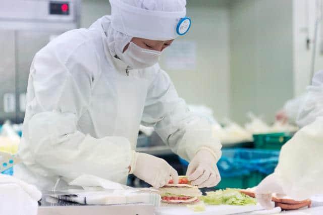 Tuyển gấp 21 Nam/Nữ đơn hàng Chế biến thực phẩm theo Visa Đặc định đi Nhật Bản